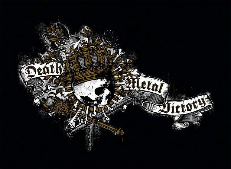 DEATH METAL VICTORY Shirt