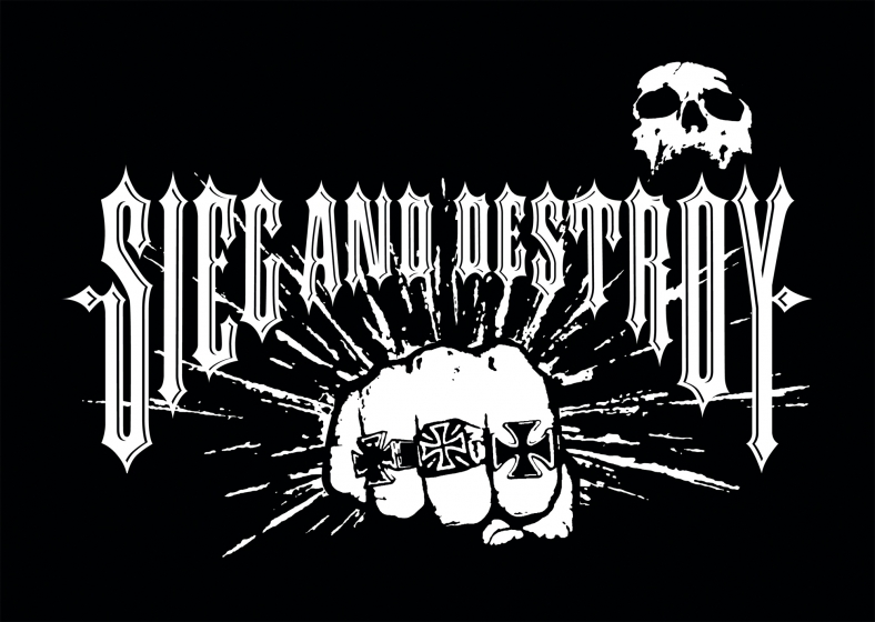 SIEG AND DESTROY Shirt